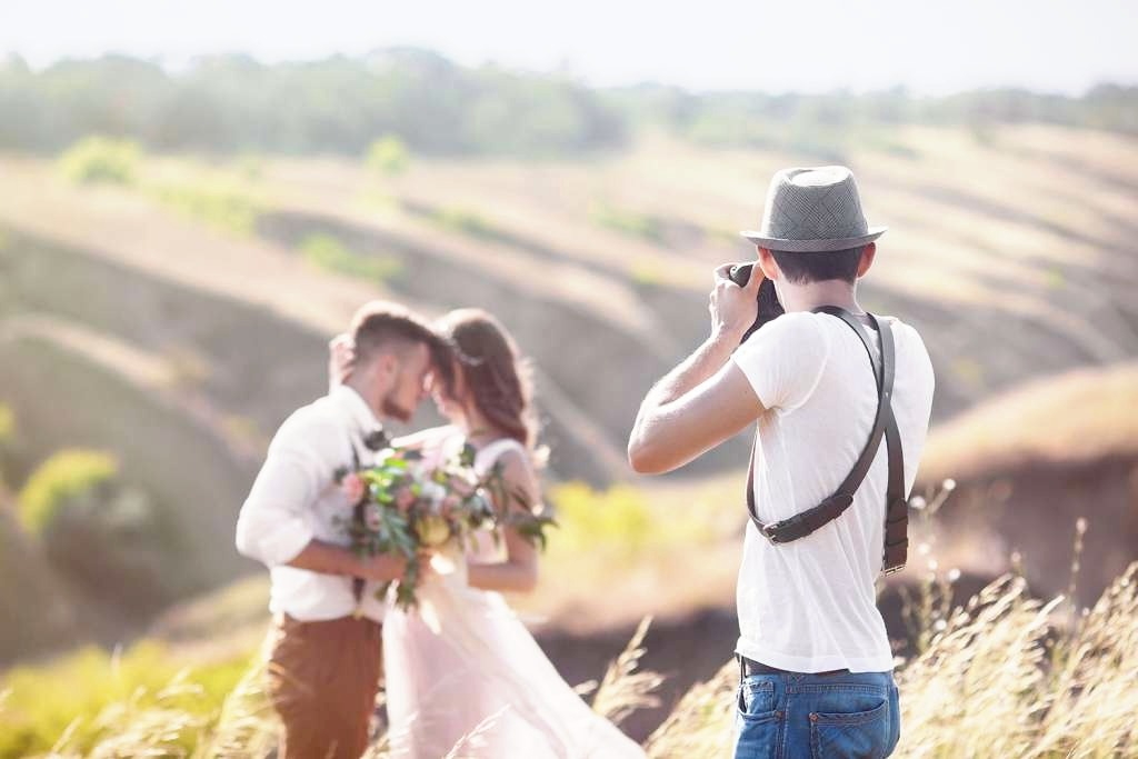 The top 6 wedding photographers in Canada